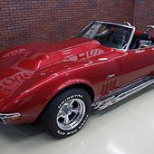 '69 Vette Stingray Roadster