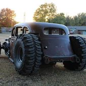 mud rat rod