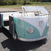 VW van convertible!!