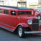 1929 Ford Coupe Stretch Limo