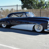 1950 Chevy Bel Air Custom