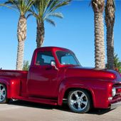 1953 FORD F-100 CUSTOM PICKUP