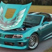 2015 Pontiac Firebird Trans Am
