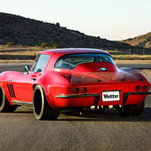 65 Pro Touring Corvette by Brian Hobaugh