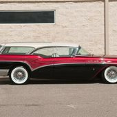 57 Buick Special Estate