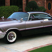 57 Dodge Custom Royal Lancer Coupe Hardtop