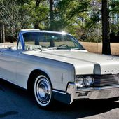 66 Lincoln Continental Convertible