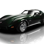 74 Chevrolet Corvette C3 Stingray LS4 454
