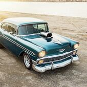 1956 Chevrolet 210 Bel Air