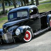 1940' Ford Pickup