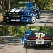Shelby GT500 Eleanor '1967