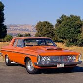 1963 Plymouth Belvedere 426
