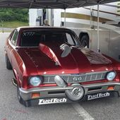 Chevy Nova Procharger X275