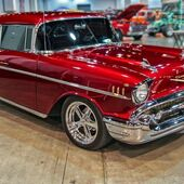 Candy Red '57 Bel Air