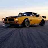 AWD 1971 Firebird