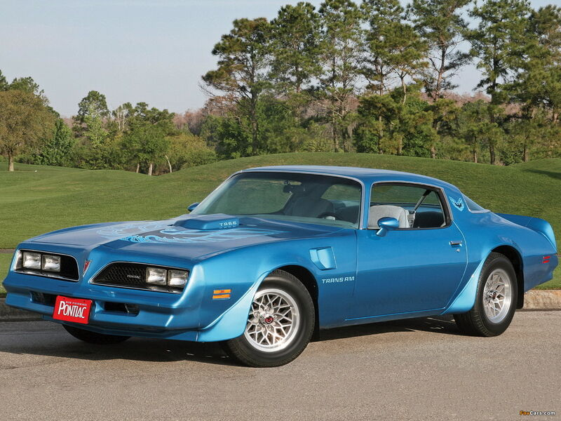 1978 Pontiac Firebird Trans-Am