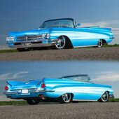 "1960 Buick Electra 225 Custom Convertible ""Shades of Blue"""