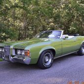 1972 Mercury Cougar XR-7
