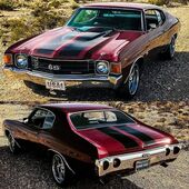 Chevelle SS 1972