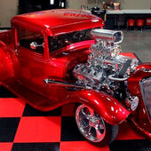 1934 Ford Blown 426 Hemi
